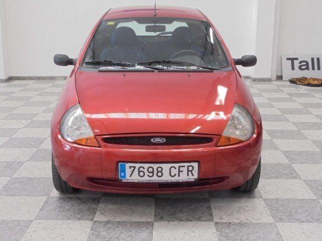 Usado Ford Ka Ka Luxury