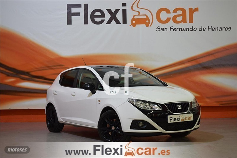 vendido seat ibiza 1 6 tdi 105cv spor coches usados en venta. Black Bedroom Furniture Sets. Home Design Ideas