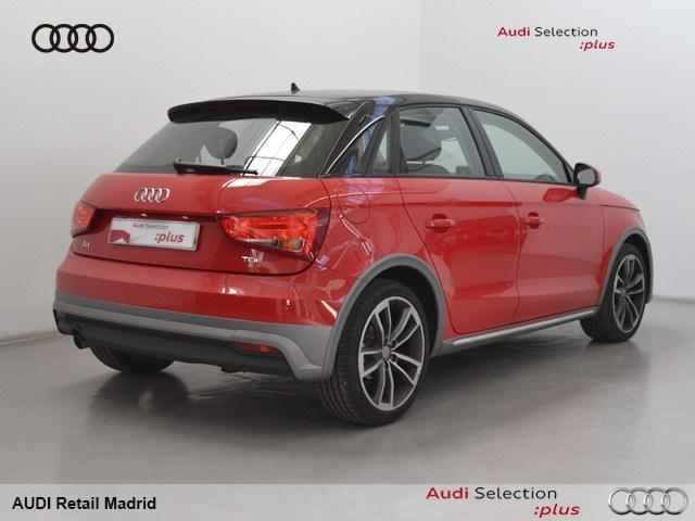 vendido audi a1 1 4 tdi active kit 66 coches usados en venta. Black Bedroom Furniture Sets. Home Design Ideas