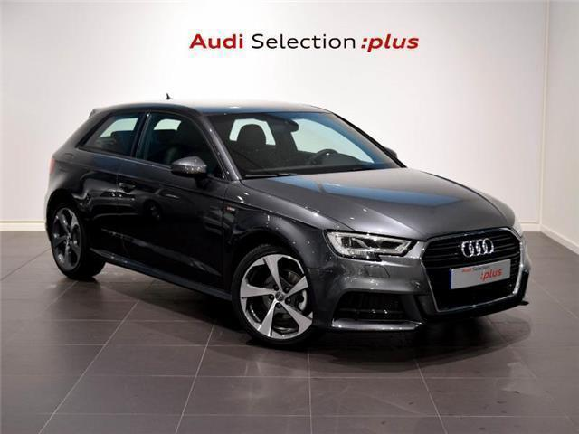 vendido audi a3 s line edition 2 0 td coches usados en venta. Black Bedroom Furniture Sets. Home Design Ideas