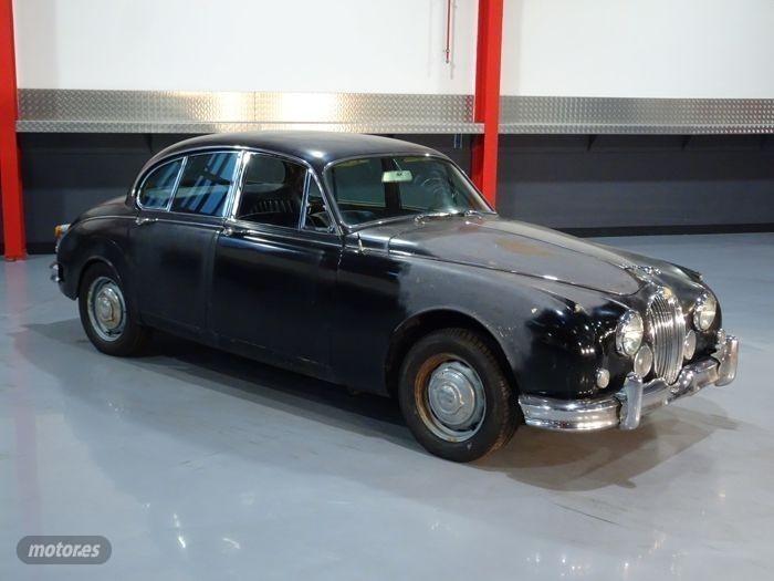 vendido jaguar mk ii mk(mkii / mark 2. - coches usados en venta