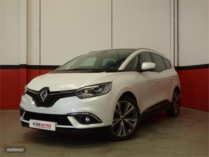 Usado 2019 Renault Grand Scenic Benzin 2019 Riba Roja De T