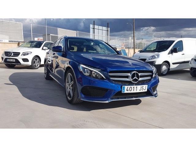 Mercedes c220 estate bluetec coches usados en venta - Mercedes benz azuqueca de henares ...