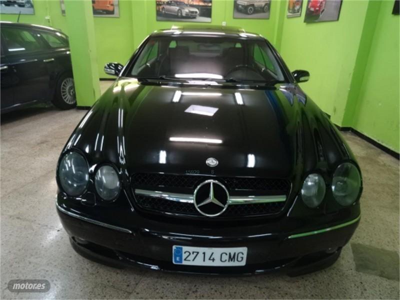 231c64983 Vendido Mercedes CL600 Clase CL - coches usados en venta