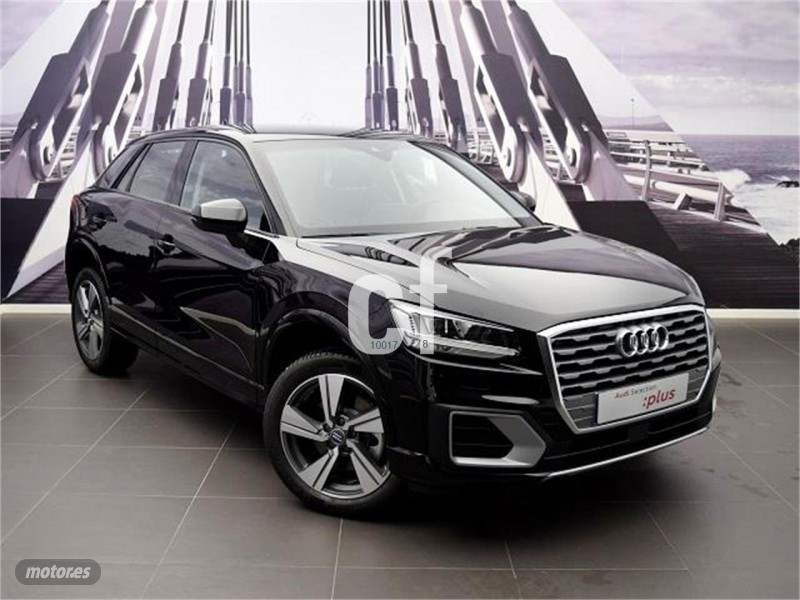 vendido audi q2 design edition 1 6 td coches usados en venta. Black Bedroom Furniture Sets. Home Design Ideas