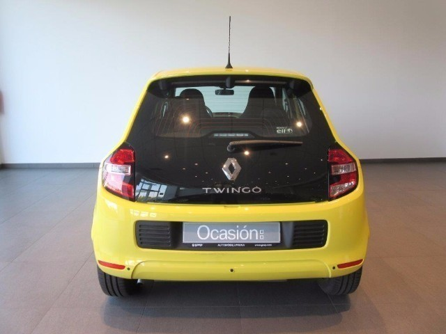 vendido renault twingo sce intens 70c coches usados en venta. Black Bedroom Furniture Sets. Home Design Ideas