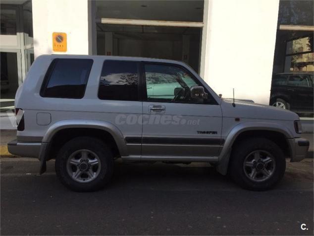 vendido isuzu trooper 3.0 td drs 3p. . - coches usados en venta