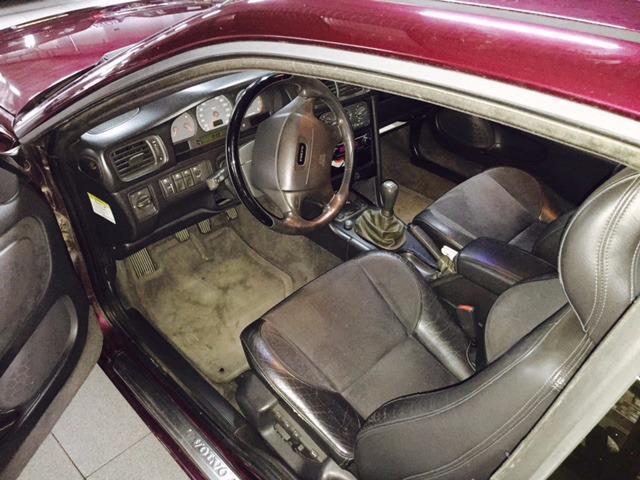 Vendido volvo c70 2 3 t5 coches usados en venta - Tapiceria granollers ...