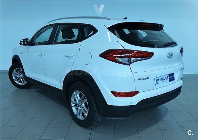 hyundai tucson 1 6 gdi bluedr coches usados en venta. Black Bedroom Furniture Sets. Home Design Ideas