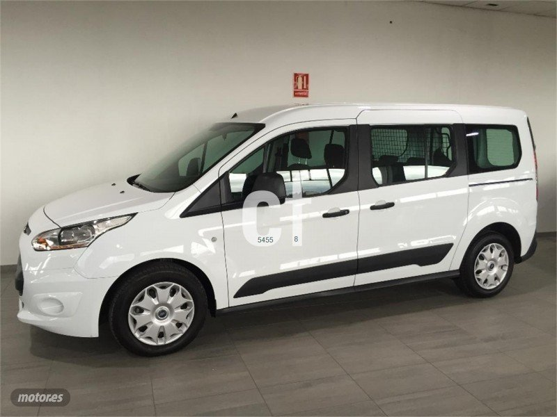vendido ford transit connect kombi 1 coches usados en. Black Bedroom Furniture Sets. Home Design Ideas