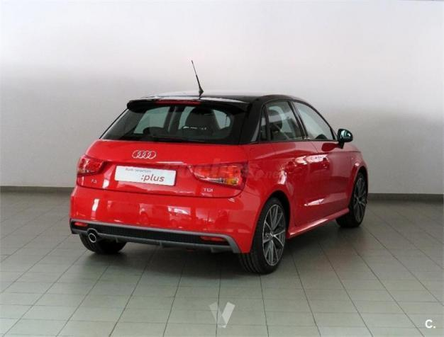vendido audi a1 sportback 1 4 tdi adr coches usados en venta. Black Bedroom Furniture Sets. Home Design Ideas