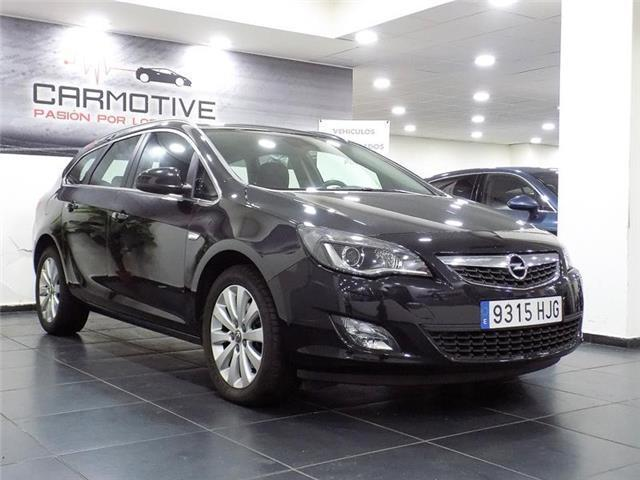 vendido opel astra st 2 0cdti sportiv coches usados en venta. Black Bedroom Furniture Sets. Home Design Ideas