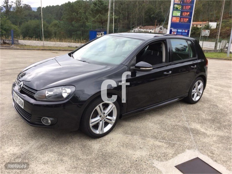 vendido vw golf 1 4 tsi 122cv sport coches usados en venta. Black Bedroom Furniture Sets. Home Design Ideas