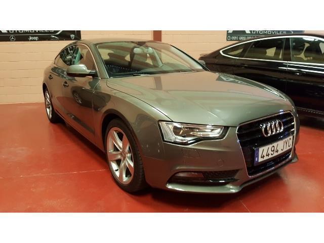 vendido audi a5 sportback 2 0tdi adva coches usados en venta rh autouncle es