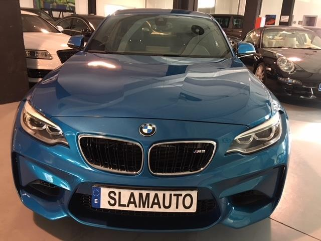 vendido bmw m2 coupe 272 kw  370 cv