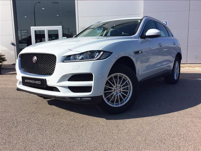 vendido jaguar f pace prestige coches usados en venta. Black Bedroom Furniture Sets. Home Design Ideas