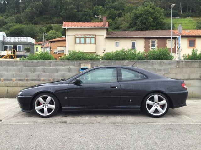 vendido peugeot 406 coupe 2 2hdi pack coches usados en venta. Black Bedroom Furniture Sets. Home Design Ideas