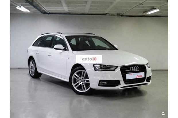 Audi a4 avant s line en venta
