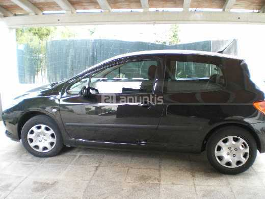 vendido peugeot 307 1 6 hdi 90 xs 08 coches usados en venta. Black Bedroom Furniture Sets. Home Design Ideas
