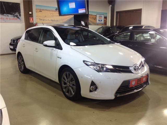 Vendido toyota auris hybrid advance x coches usados en - Tapiceria granollers ...