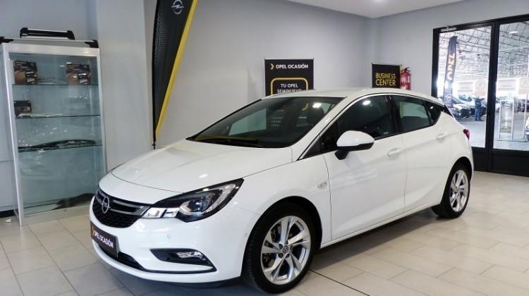 Vendido Opel Astra Dynamic Blanco Alp. - coches usados en ...