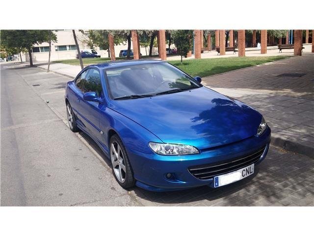 vendido peugeot 406 coupe 2 2hdi 16v coches usados en venta. Black Bedroom Furniture Sets. Home Design Ideas