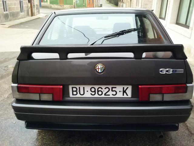 Ab A B F C A E Alfa Romeo Q V on Alfa Romeo Spider 1988
