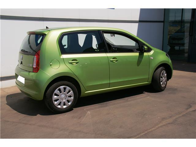 vendido skoda citigo 1 0 mpi 60cv amb coches usados en venta. Black Bedroom Furniture Sets. Home Design Ideas