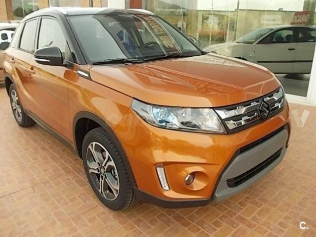 vendido suzuki vitara 1 6 vvt gle 5p coches usados en venta. Black Bedroom Furniture Sets. Home Design Ideas