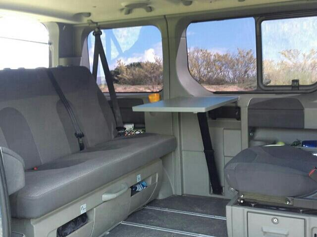 vendido opel vivaro life westfalia coches usados en venta. Black Bedroom Furniture Sets. Home Design Ideas