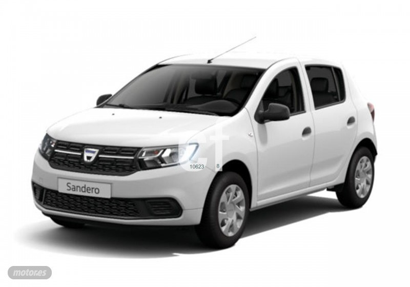 vendido dacia sandero ambiance 1 0 54 coches usados en venta. Black Bedroom Furniture Sets. Home Design Ideas
