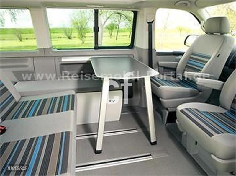vendido vw california beach edition 2 coches usados en venta. Black Bedroom Furniture Sets. Home Design Ideas