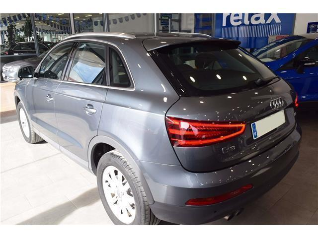 vendido audi q3 2 0tdi ambiente coches usados en venta autouncle. Black Bedroom Furniture Sets. Home Design Ideas