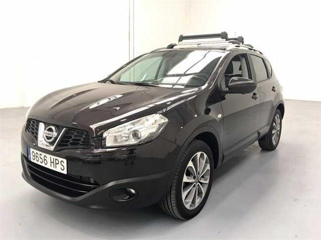 vendido nissan qashqai 2 0 dci 150 cv coches usados en venta. Black Bedroom Furniture Sets. Home Design Ideas