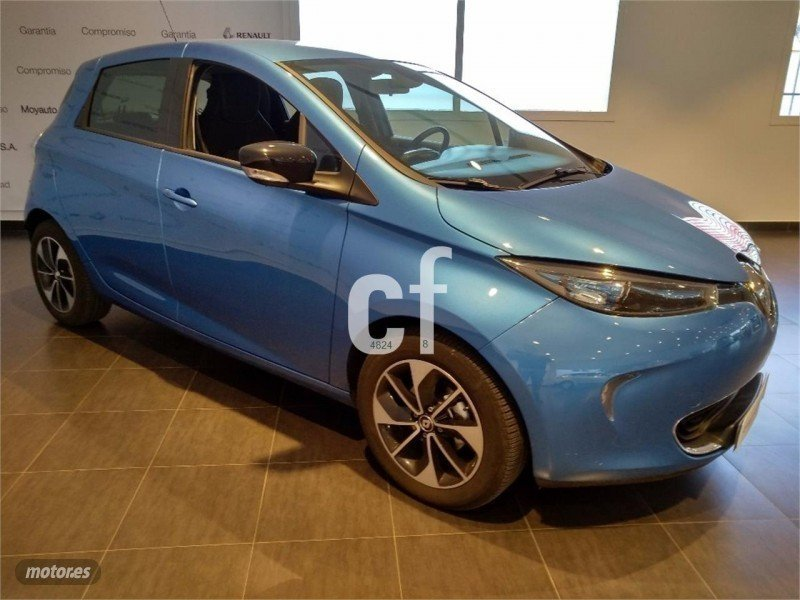 vendido renault zoe intens 40 coches usados en venta. Black Bedroom Furniture Sets. Home Design Ideas
