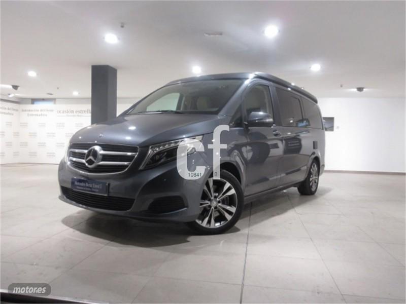 Mercedes V250 Clased Marco Po. - coches usados en venta - AutoUncle