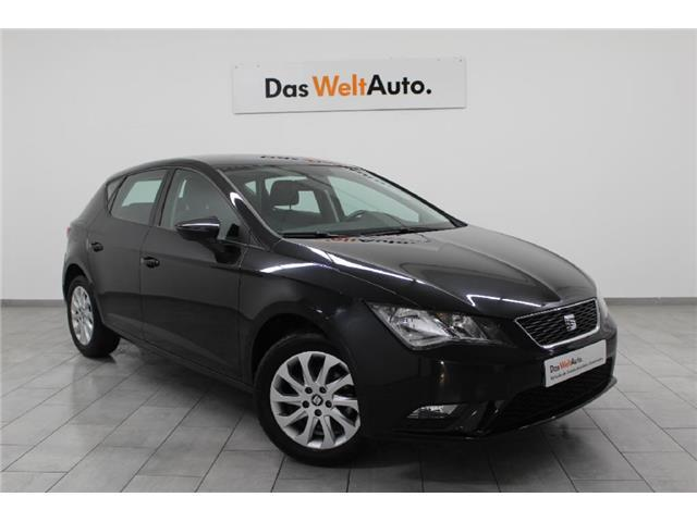 vendido seat leon 1 2 tsi 110 ps s s coches usados en. Black Bedroom Furniture Sets. Home Design Ideas