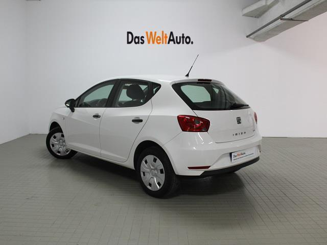 vendido seat ibiza 1 6 tdi cr referen coches usados en venta. Black Bedroom Furniture Sets. Home Design Ideas