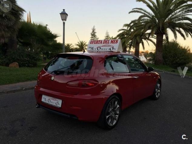 Vendido Alfa Romeo 147 1 6 Ts 105cv S Coches Usados En border=