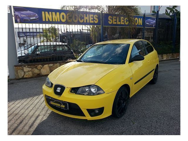 seat ibiza 1 9 tdi cupra 160 coches usados en venta autouncle. Black Bedroom Furniture Sets. Home Design Ideas