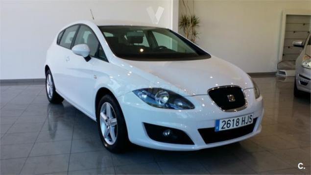 vendido seat leon 1 6 tdi 105cv style coches usados en venta. Black Bedroom Furniture Sets. Home Design Ideas