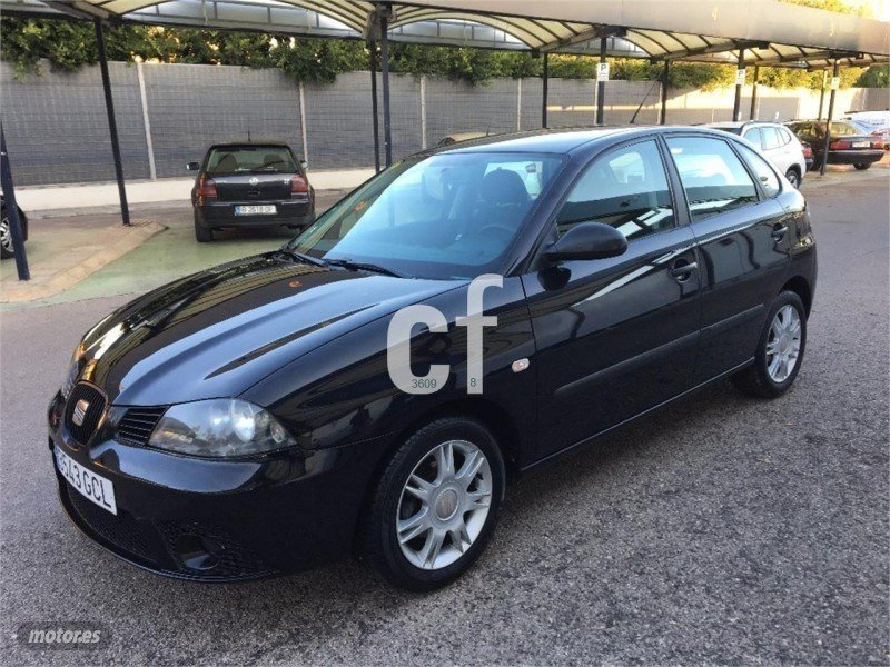 vendido seat ibiza 1 9 tdi 100cv sport coches usados en venta. Black Bedroom Furniture Sets. Home Design Ideas