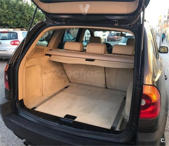 Vendido BMW X3 2.0d 5p. -06