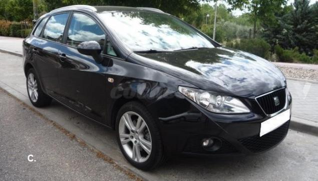 vendido seat ibiza st 1 6 tdi 105cv s coches usados en venta. Black Bedroom Furniture Sets. Home Design Ideas