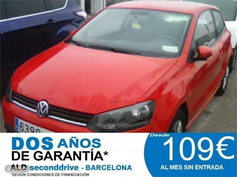 af8dddc3cee90 Vendido VW Polo Edition 1.0 60cv BMT - coches usados en venta