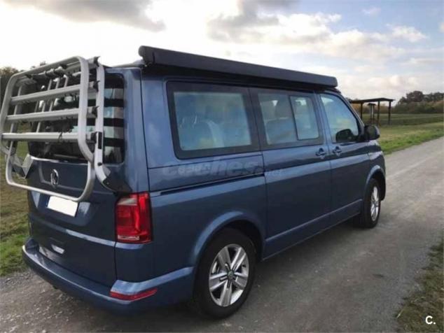 vendido vw california ocean 2 0 tdi b coches usados en. Black Bedroom Furniture Sets. Home Design Ideas