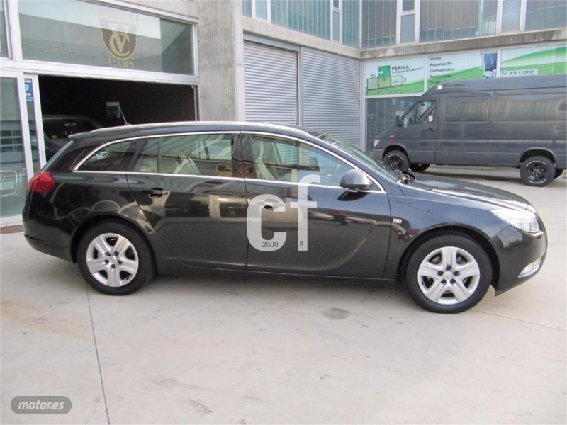 vendido opel insignia st 2 0 cdti ss coches usados en venta. Black Bedroom Furniture Sets. Home Design Ideas