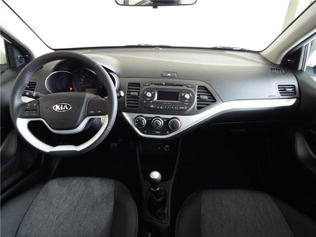 vendido kia picanto 1.0 tech - coches usados en venta