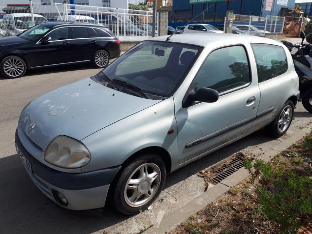 Zupełnie nowe Vendido Renault Clio ALIZE 1.4 -99 - coches usados en venta LP69