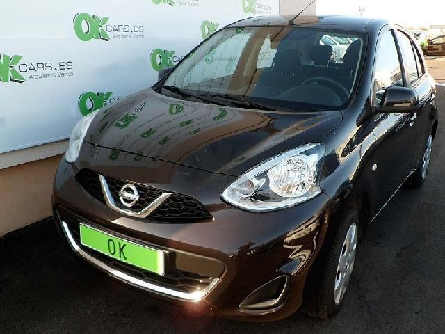vendido nissan micra 1 2 80 acenta coches usados en venta. Black Bedroom Furniture Sets. Home Design Ideas